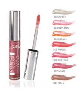 DEFENCE COLOR  LIPGLOSS  COLORE  308 BRUNE 6ML BIONIKE