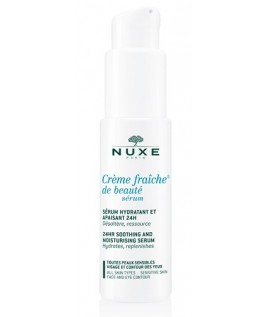 NUXE SERUM CREME FRAICHE DE BEAUTE NEW FORMULA 30ML