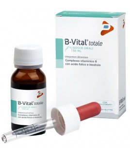 B VITAL-TOTALE GOCCE 30ML