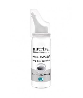 NUTRIVA ARGENTO COLL NA/OR30ML