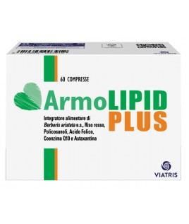 ARMOLIPID PLUS INTEGRATORE ALIM 60CPR