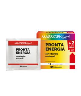 MASSIGEN SPORT PRONTA ENERGIA 240G