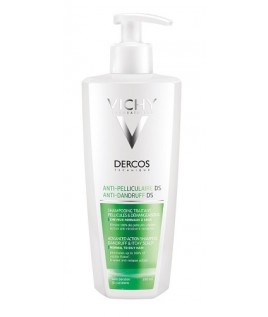 Dercos Shampoo Anti-pelliculaire DS  Antiforfora Grassi 390 ml