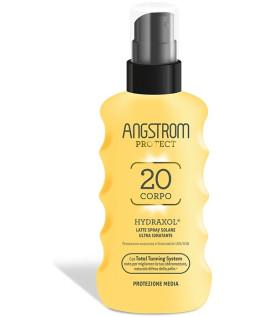 ANGSTROM PROTECT  HYDRAXOL LATTE SPRAY SPF 20