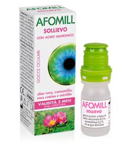 AFOMILL SOLLIEVO GTT OCCHI 10ML
