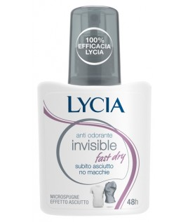 Lycia Deo Invisible Fastdr75ml