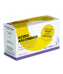 ACIDO ASCORBICO 100BUST STUDIO3