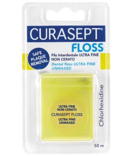 CURASEPT CLAS FLOSS N/CER CLOR