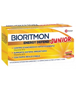 Bioritmon Energy Defend J 10fl