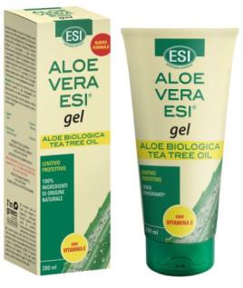 Esi Aloe Vera Gel Vit/tea200ml