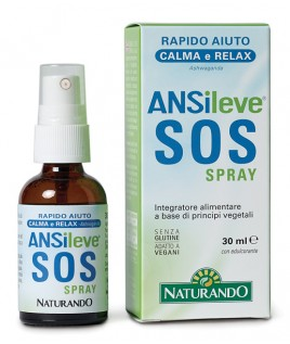 ANSILEVE SOS SPRAY 30ML
