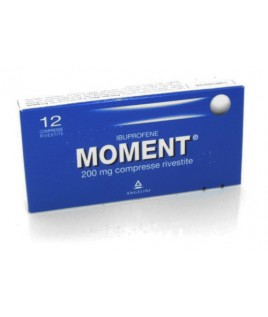 MOMENT 200 200MG 12CPR RIV