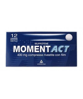 MOMENTACT 400MG 12CPR FILM RIV
