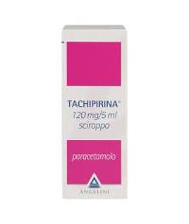 TACHIPIRINA 120MG/5ML SCIROPPO FLACONE 120ML