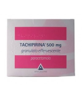 TACHIPIRINA 500 MG 20 BUSTE GRANULATO EFFERVESCENTE