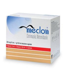 MECLON SOLUZIONE VAGINALE 5FL 130ML LAVANDA