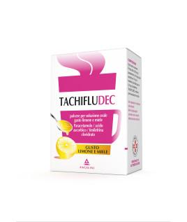 TACHIFLUDEC 10 BS LIMONE/MIELE