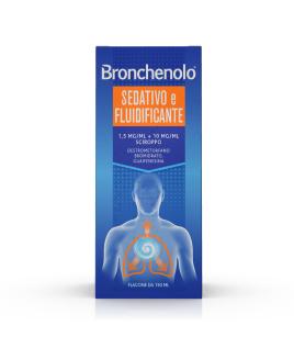 BRONCHENOLO SEDATIVO FLUIDIFACENTE SCIR 150ML