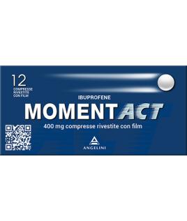 MOMENTACT 400MG 12CPR FILM RIV